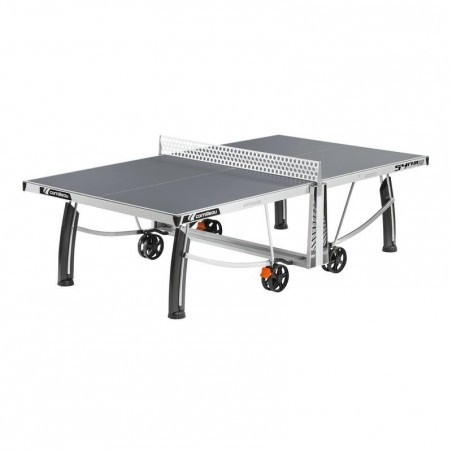 TABLE DE TENNIS DE TABLE 540 OUTDOOR GRISE