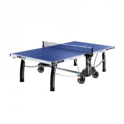 TABLE DE TENNIS DE TABLE CORNILLEAU CROSSOVER 500M BLEU