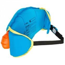 Ceinture évolutive pour l'apprentissage de la natation enfants de 15 à 30 kg