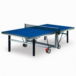 TABLE DE TENNIS DE TABLE COMPETITION 540 ITTF BLEU