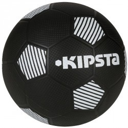 Mini ballon football Sunny 300 taille 1 noir blanc