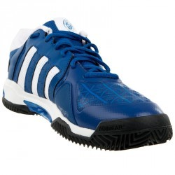 CHAUSSURES DE TENNIS ADIDAS BARRICADE CLUB CLAY marine