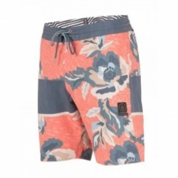 Boardshort Volcom 3 Quarta Stoney 19 - Papaya