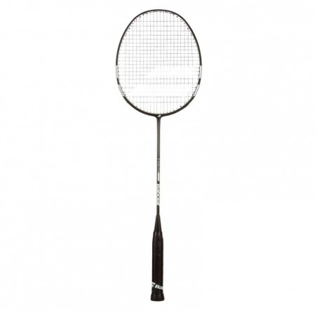 RAQUETTE DE BADMINTON X-FEEL ORIGIN POWER NOIR GRIS CLAIR