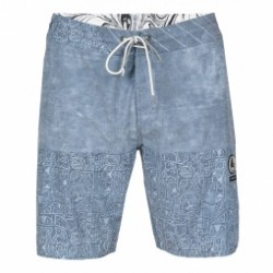 Boardshort Volcom Dpendleton Slinger - Grey Blue
