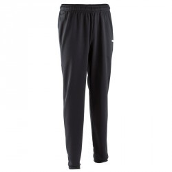 Pantalon d'entraînement de football adulte TP100 noir