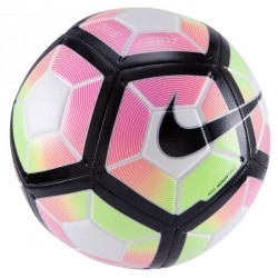 Ballon football Coupe de France Strike rose jaune