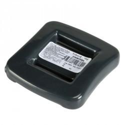 Lest de plongée plomb enrobé 1 kg gris