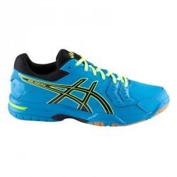 Chaussures de handball adulte Gel Squad bleues