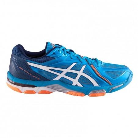Chaussures de volley-ball adulte Gel Volley Elite bleues