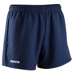 Short rugby adulte Full H 100 bleu