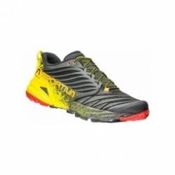 Chaussures de Trail La Sportiva AKASHA - Noir jaune