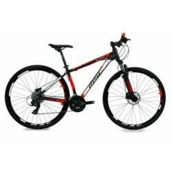 VTT MSC ALPHA ROUGE/BLANC