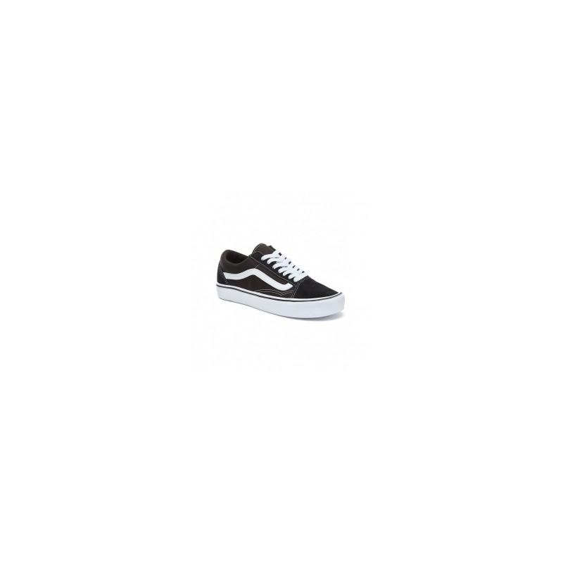 Old Chaussures Lite Avis Canvas Vans Test Suede Skool U Black I7wPZw