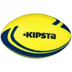 Mini ballon rugby Sunny jaune