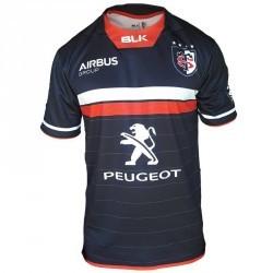 Maillot rugby enfant réplique Stade Toulousain officiel noir rouge
