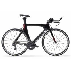 Vélo de Triathlon Cervelo P3 Shimano Ultegra Di2 11V 2018 Noir