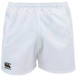 Short rugby enfant Advantage blanc