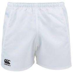 Short rugby adulte Advantage blanc