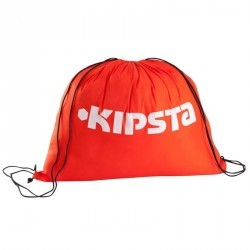 Sac à dos de sports collectifs Light 10 litres orange blanc
