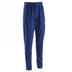 Pantalon entrainement football enfant Core bleu marine