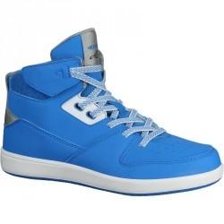 Chaussures de Basketball enfant BBAll 500 bleu