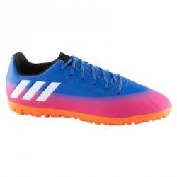 Chaussure football adulte  Messi 17.3  TF bleu