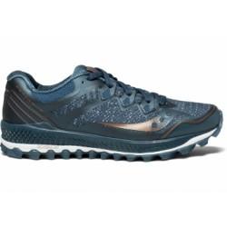 Chaussures de Trail Femme Saucony Peregrine 8 Bleu