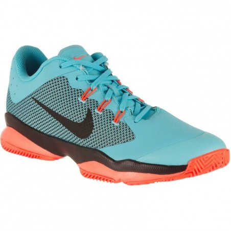 CHAUSSURES DE TENNIS HOMME AIR ZOOM ULTRA  BLEU ORANGE