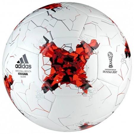 Ballon football Confed Glider blanc