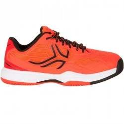 CHAUSSURES DE TENNIS ENFANT ARTENGO TS990 ORANGE