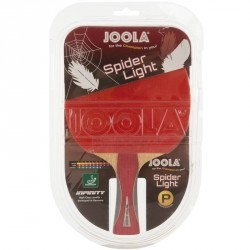 RAQUETTE DE TENNIS DE TABLE JOOLA SPIDER LIGHT 5*