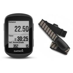 Compteur GPS Garmin Edge 130 Pack HR
