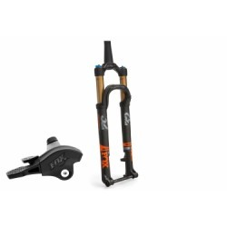 Fourche Fox Racing Shox 32 Float SC Factory FIT4 Remote 29´´ Kabolt | 15x100mm | Offset 44mm | 2019 Noir