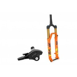 Fourche Fox Racing Shox 34 SC Float Factory 27.5´´ Kabolt | Remote 2Pos | Boost 15x110 | Déport 44mm | Orange 2019