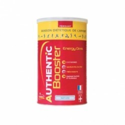 Boisson énergétique Authentic Nutrition PENDANT l´effort, boite 600gr, arôme Citron