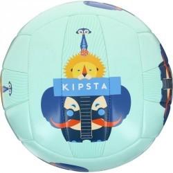 Mini ballon de beach-volley extérieur Rio Savanna vert