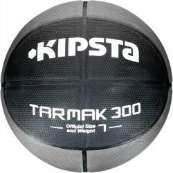 Ballon de Basketball adulte Tarmak 300 taille 7 gris