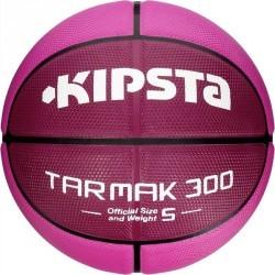 Ballon de Basketball enfant Tarmak 300 taille 5 rose