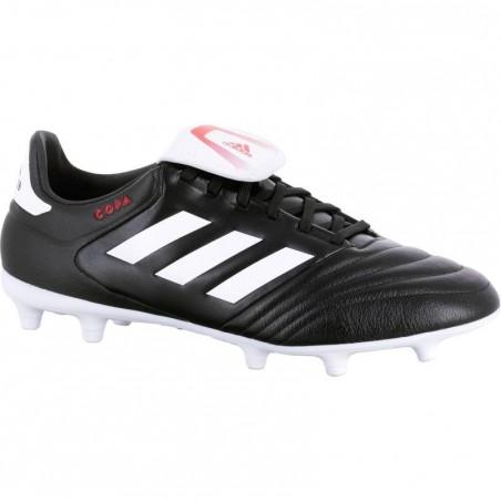 Chaussures rugby terrains secs moulé Copa 17.3 noire