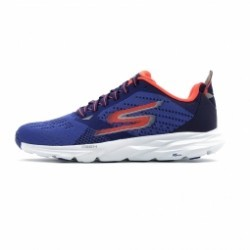 Chaussures de Running Skechers Go Run Ride 6 Bleu