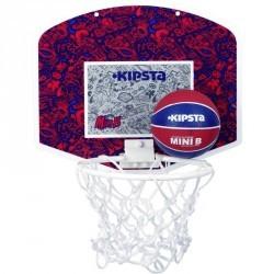 Panneau Basketball Set Mini B rouge bleu