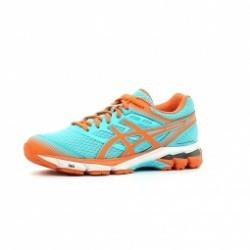 Chaussures de Running Femme Asics Gel Stratus 2 W Bleu