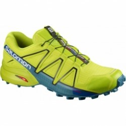 Chaussures Trail Salomon Speedcross 4 Acid Lime