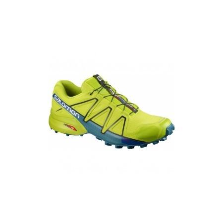 Chaussures Trail Salomon Speedcross 4 Acid Lime