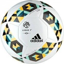 Ballon de football Ligue 1 Top Glider blanc