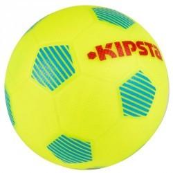 Ballon de football Sunny 300 taille 5 jaune fluo