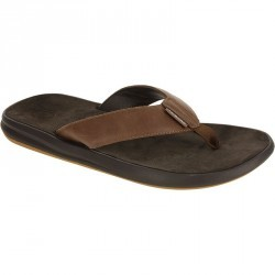 Tong homme TO 900L Cuir Marron
