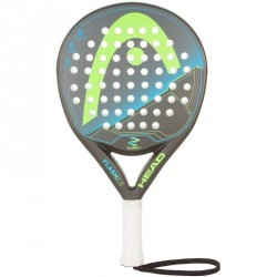 RAQUETTE DE PADEL ADULTE FLASH 2.0 NOIR BLEU