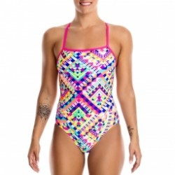 Maillot 1 pièce Funkita Cross Back One Piece